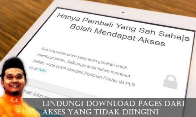 Lindungi Download Page Anda Dari Akses Yang Tidak Berkenaan