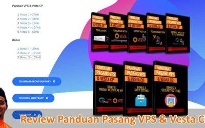 Panduan VPS & VestaCP