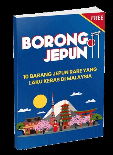 10 Produk Jepun Untuk Pasaran Malaysia