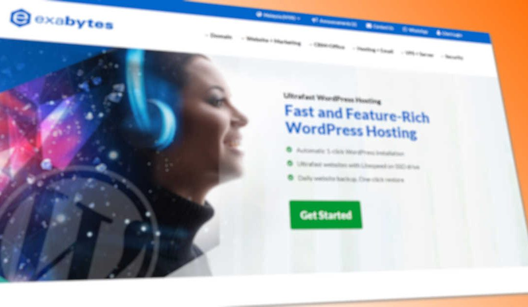 Hosting Review – Exabytes LiteSpeed WordPress Hosting